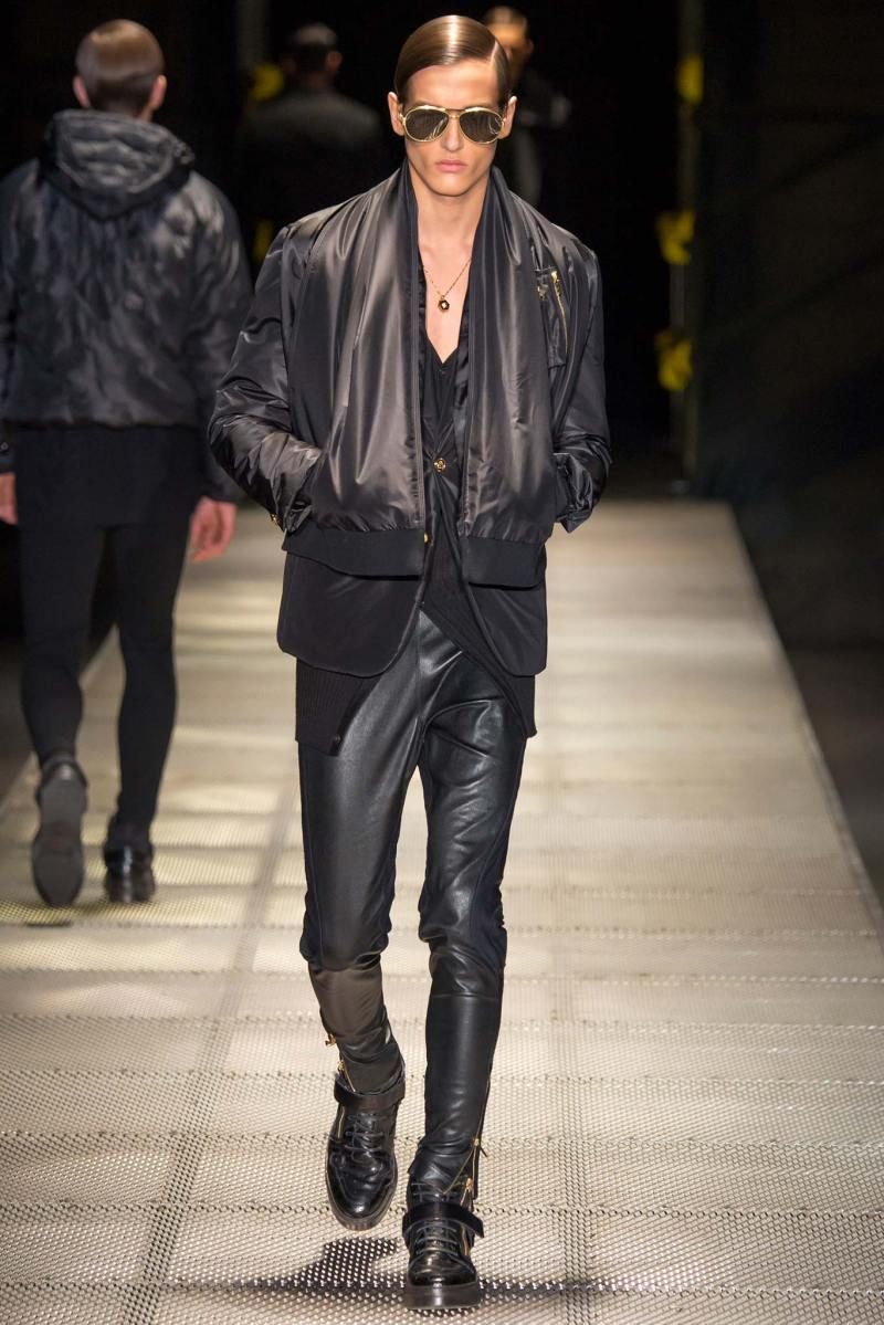 Versace Menswear FW 2015 Milan (11)