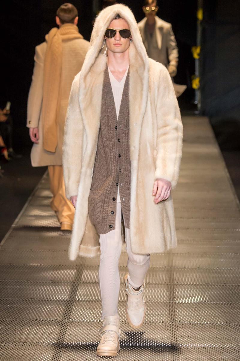 Versace Menswear FW 2015 Milan (26)