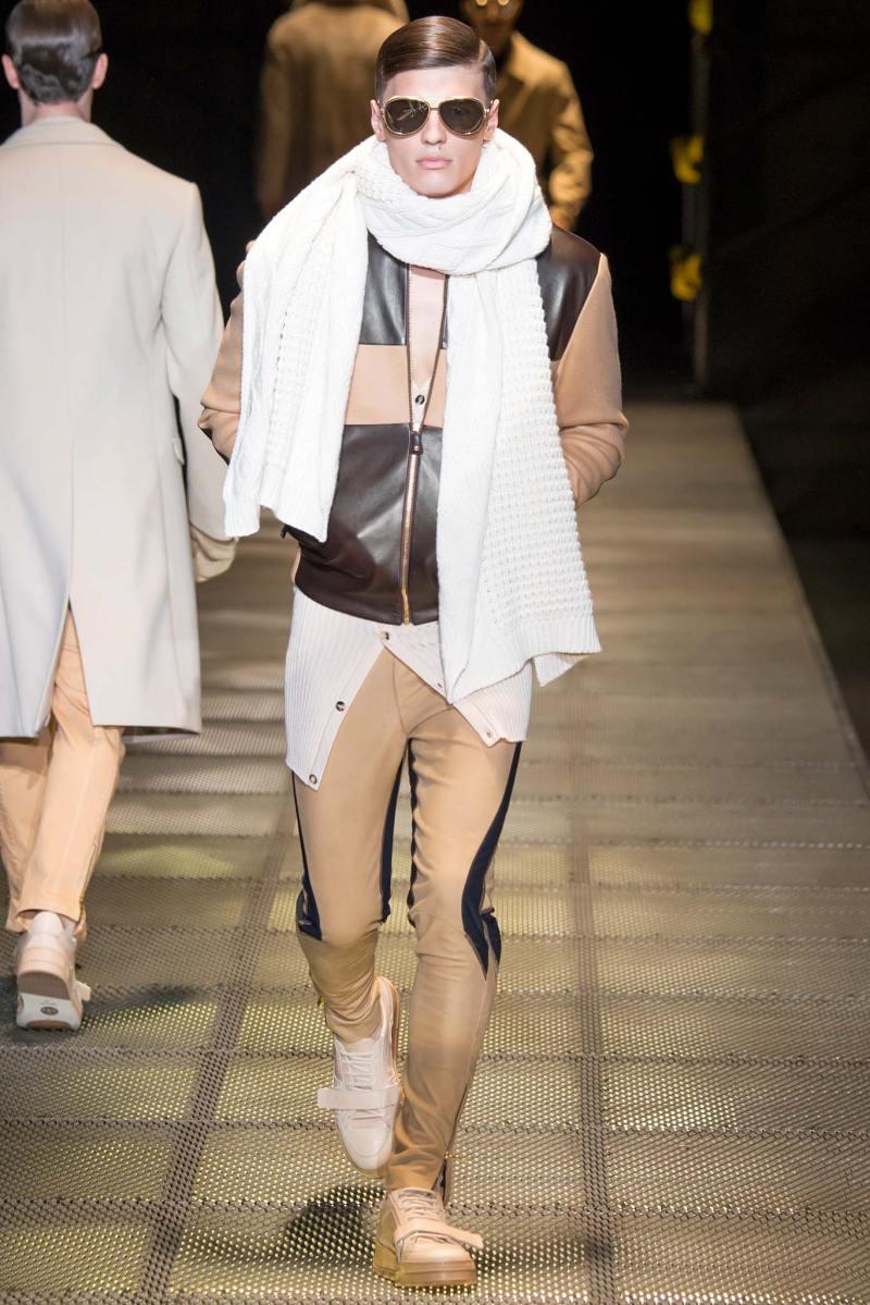 Versace Menswear FW 2015 Milan (28)