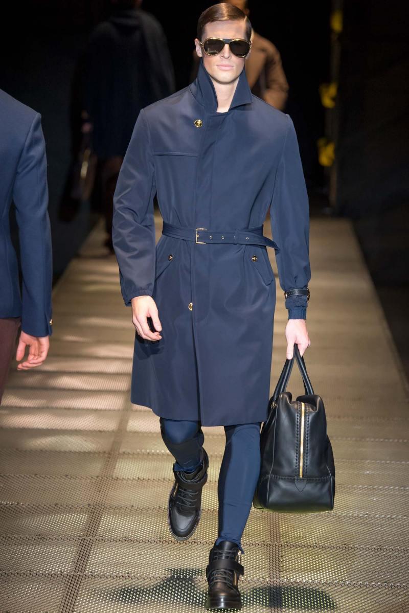 Versace Menswear FW 2015 Milan (36)
