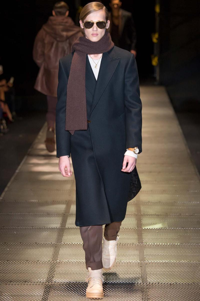 Versace Menswear FW 2015 Milan (44)