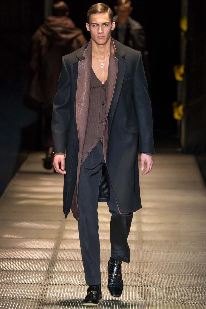 Versace Menswear FW 2015 Milan (45)