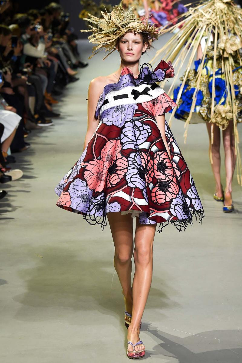 Viktor & Rolf Haute Couture SS 2015 Paris (17)