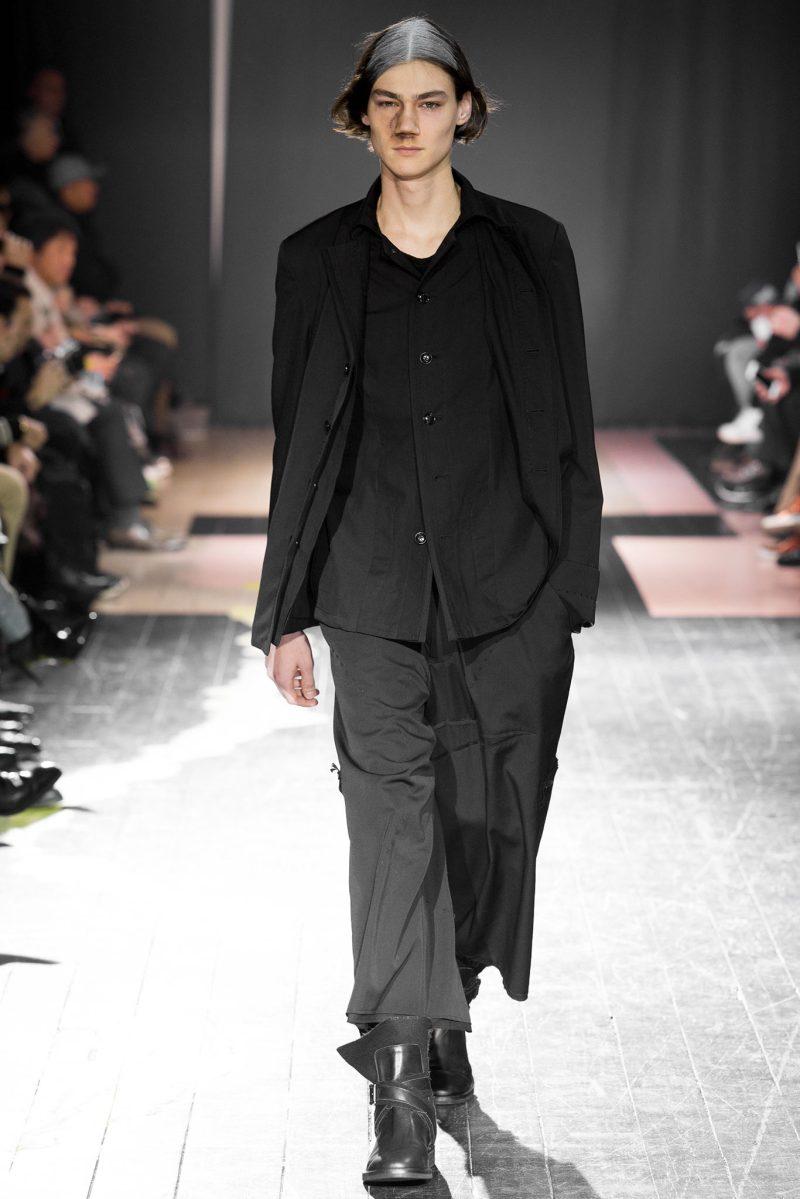 Yohji Yamamoto Menswear FW 2015 Paris (37)