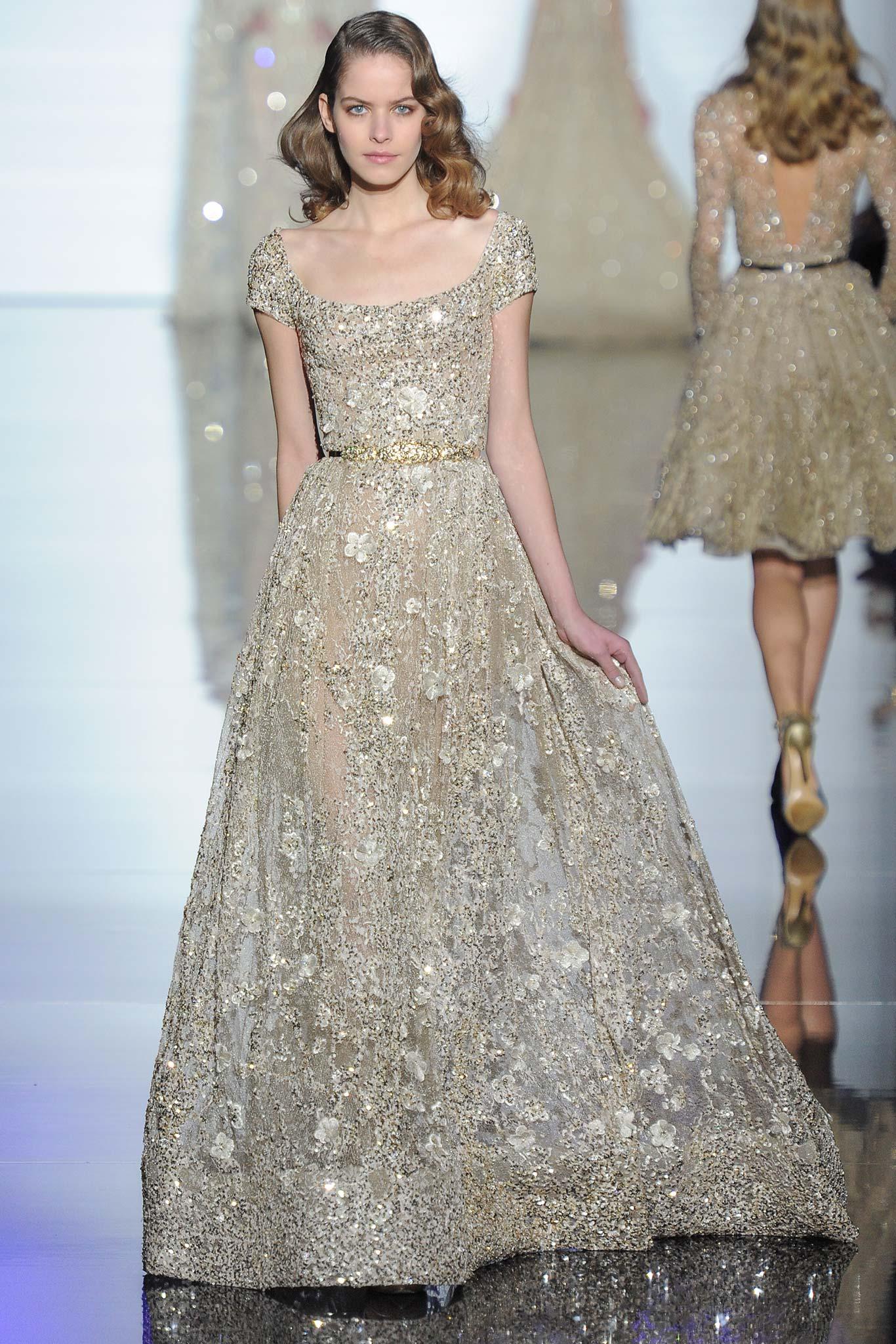 Zuhair Murad Haute Couture SS 2015 Paris  GRAVERAVENS
