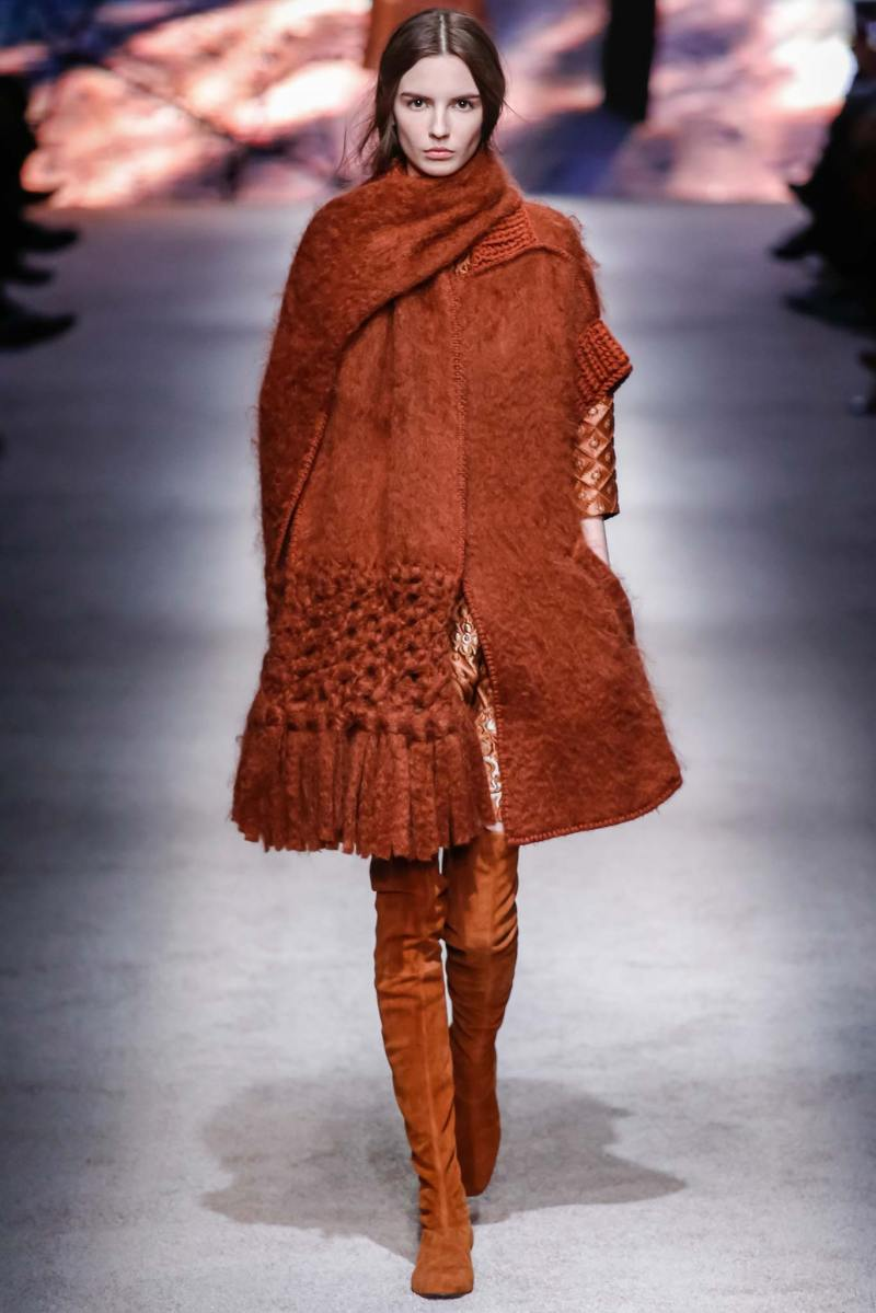 Alberta Ferretti Ready to Wear FW 2015 LFW (24)