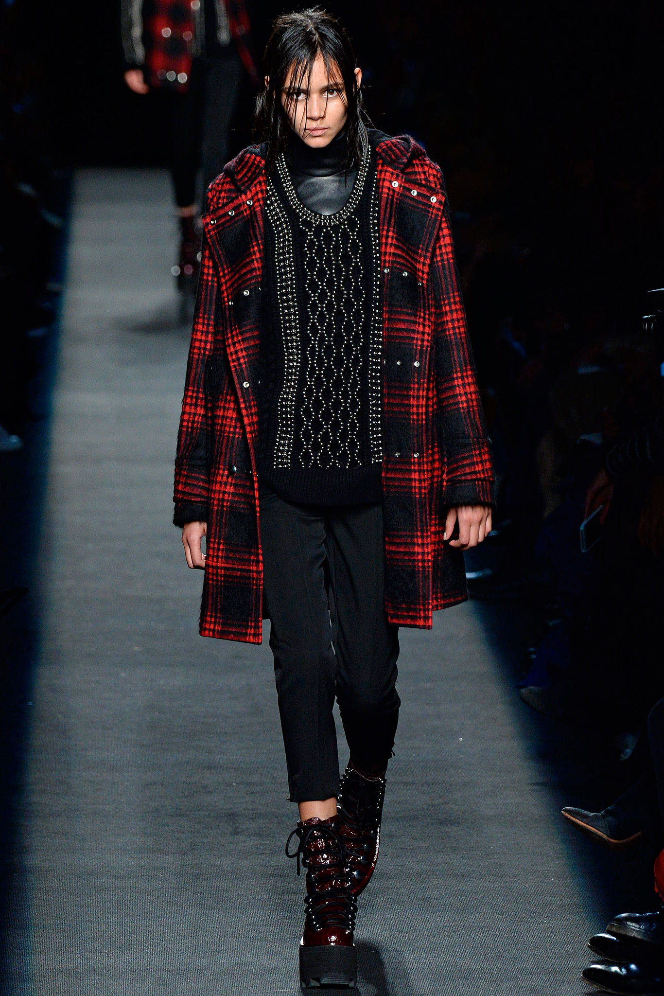 Alexander Wang Ready to Wear F/W 2015 NYFW