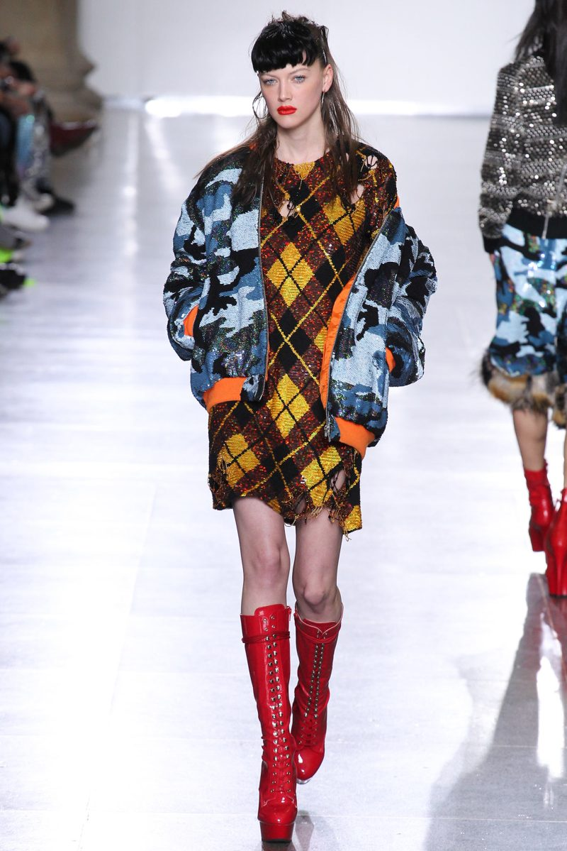 Ashish Ready to Wear FW 2015 LFW (11)