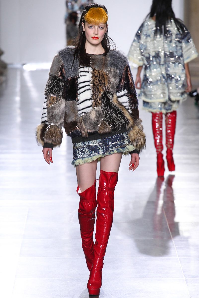 Ashish Ready to Wear FW 2015 LFW (18)