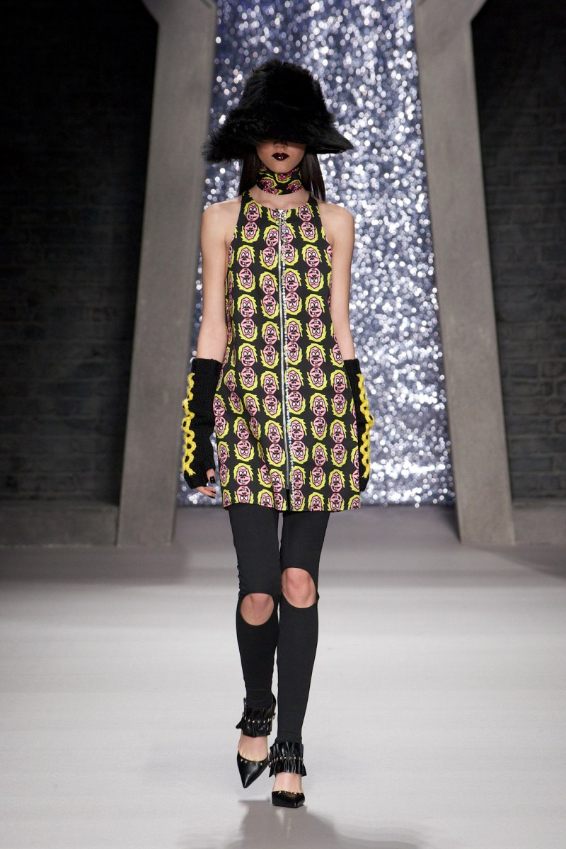 Ashley Williams Ready to Wear FW 2015 LFW (4)