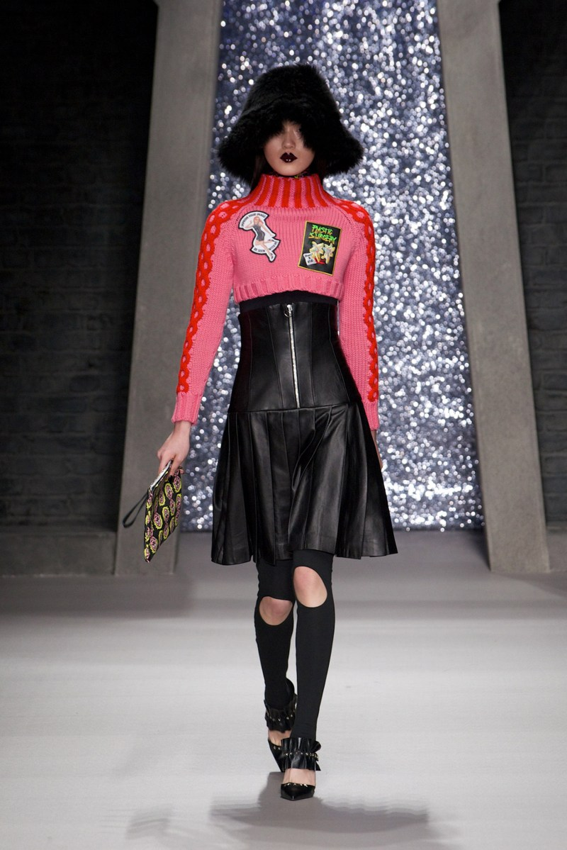 Ashley Williams Ready to Wear FW 2015 LFW (7)
