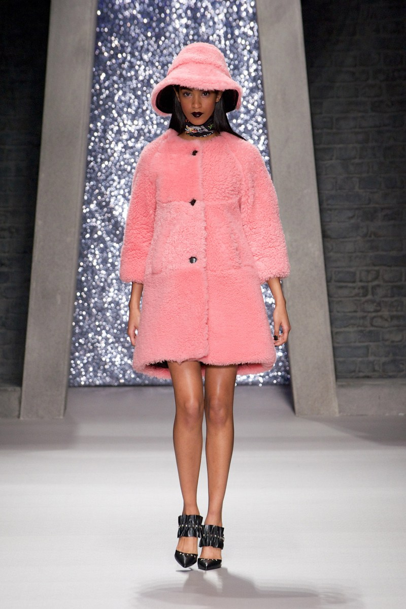 Ashley Williams Ready to Wear FW 2015 LFW (8)