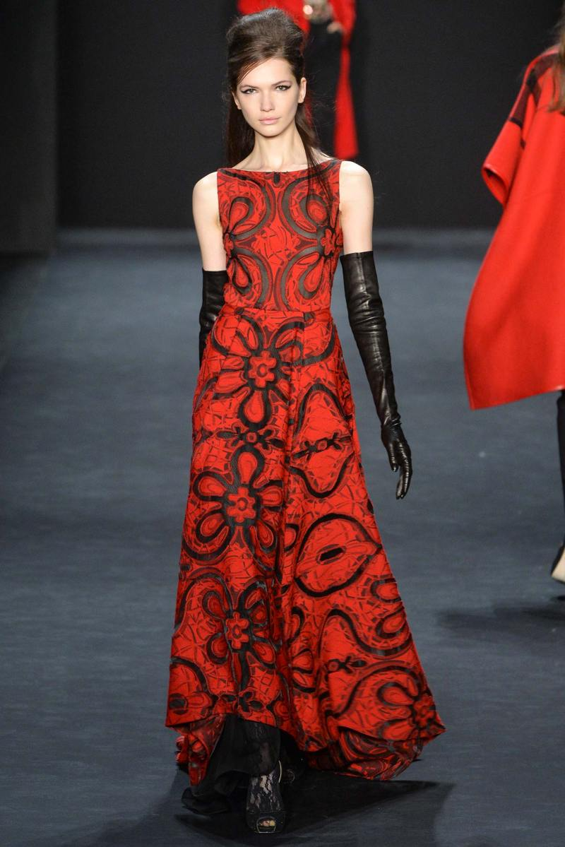 Badgley Mischka Ready to Wear FW 2015 NYFW (16)