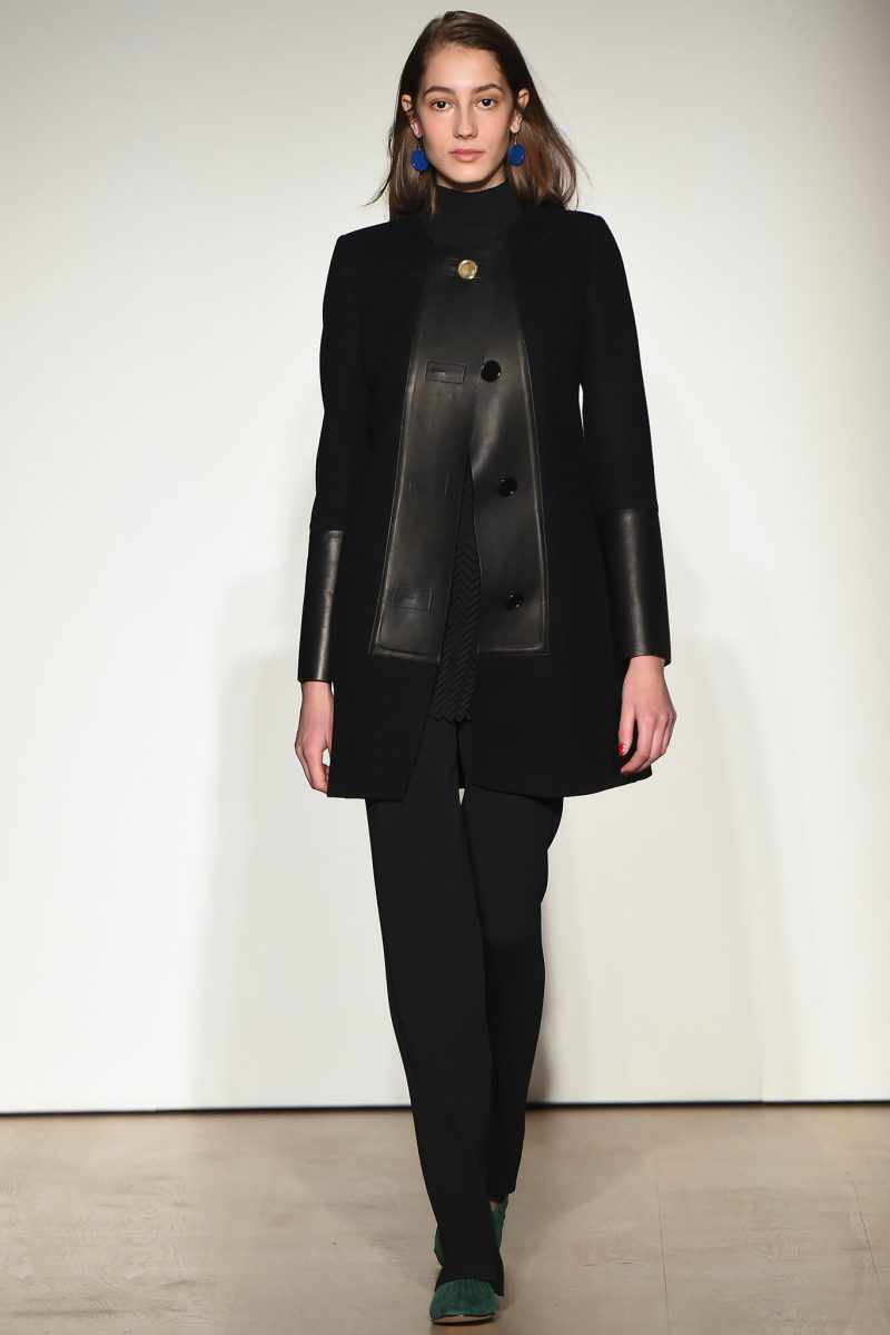 Barbara Casasola Ready to Wear FW 2015 LFW (16)