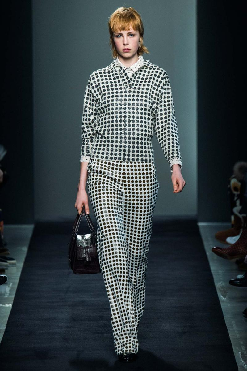 Bottega Veneta Ready to Wear FW 2015 MFW (1)