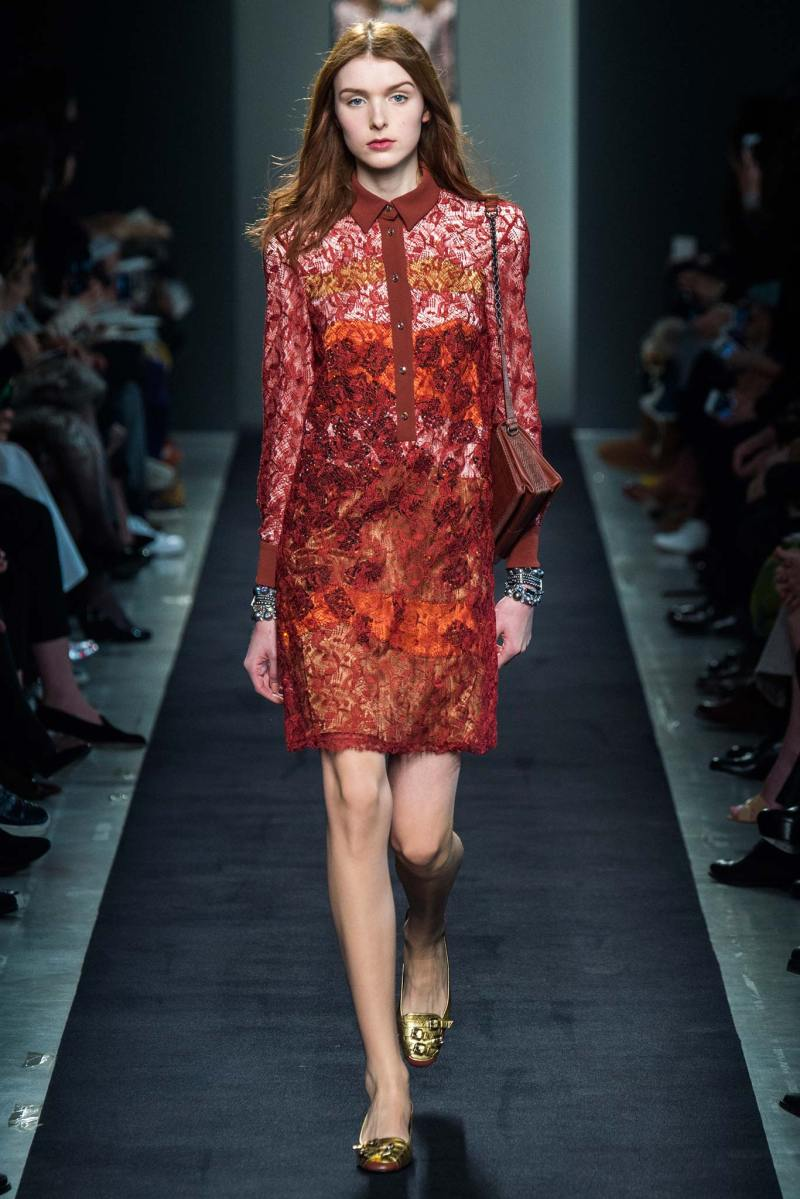 Bottega Veneta Ready to Wear FW 2015 MFW (32)