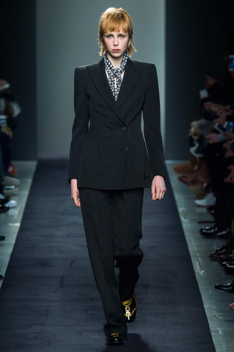 Bottega Veneta Ready to Wear FW 2015 MFW (44)