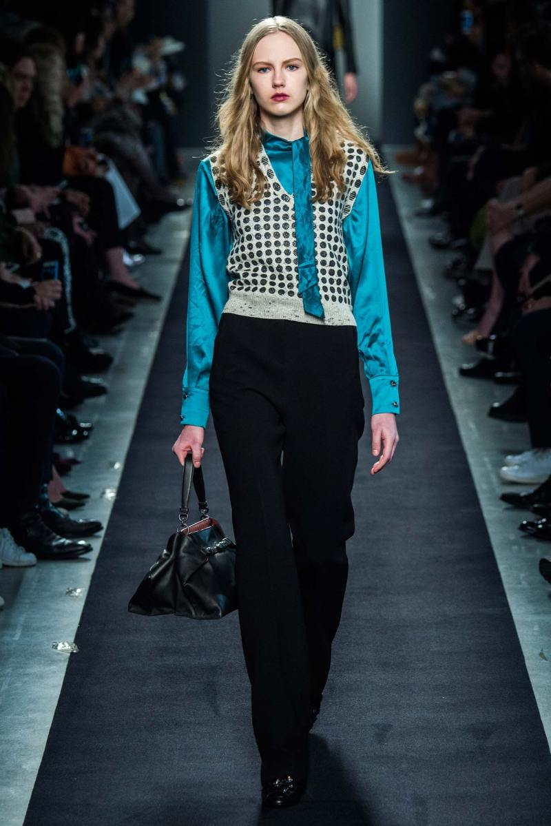 Bottega Veneta Ready to Wear FW 2015 MFW (7)