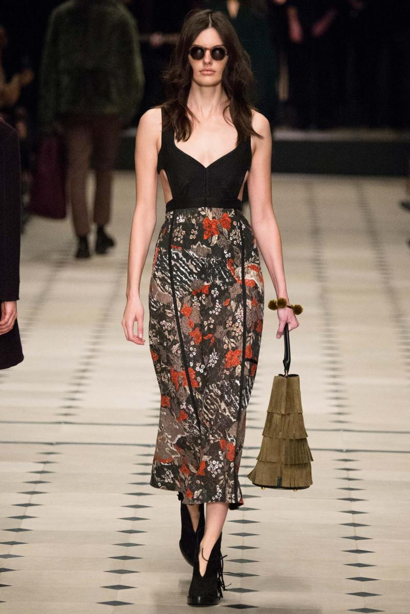 Burberry Prorsum Ready to Wear FW 2015 LFW (16)