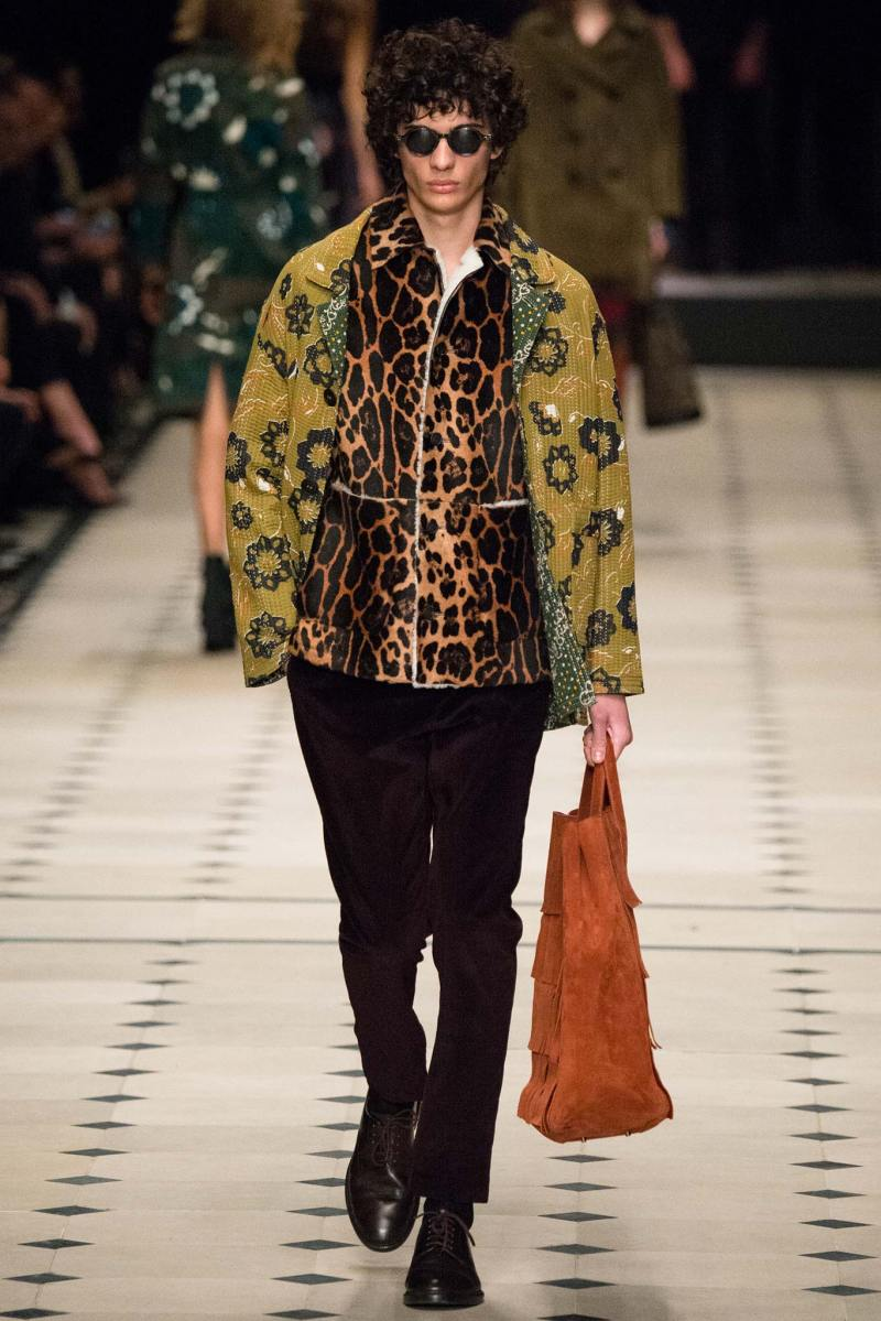 Burberry Prorsum Ready to Wear FW 2015 LFW (27)