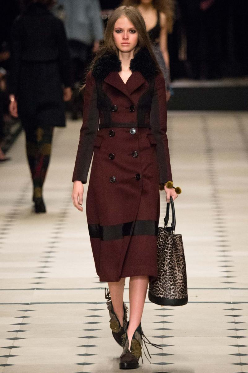 Burberry Prorsum Ready to Wear FW 2015 LFW (36)