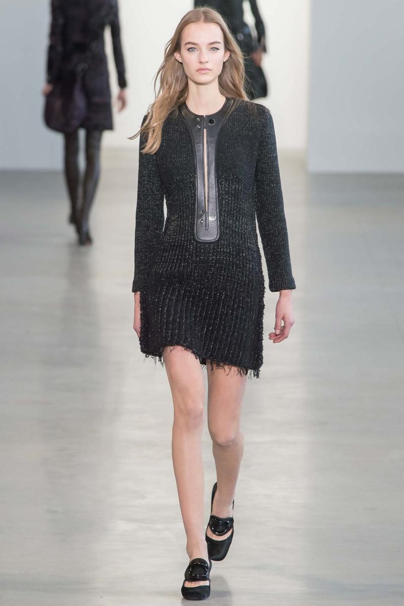 Calvin Klein Collection Ready to Wear FW 2015 NYFW (15)