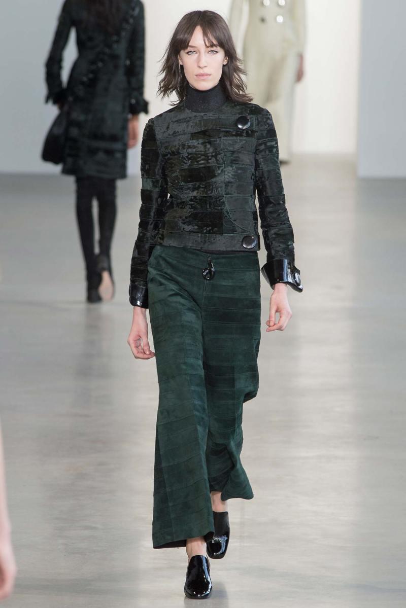 Calvin Klein Collection Ready to Wear FW 2015 NYFW (18)