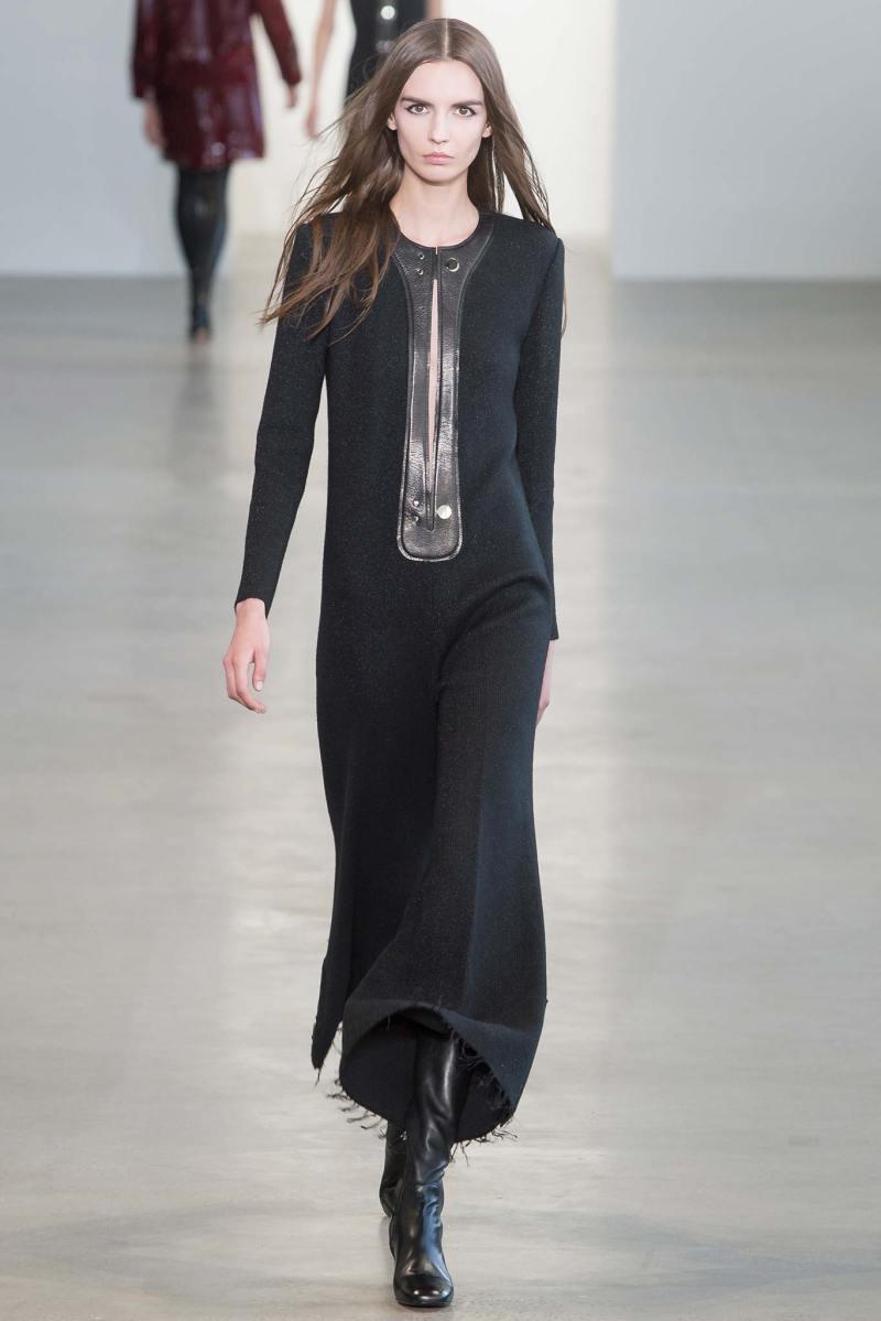Calvin Klein Collection Ready to Wear FW 2015 NYFW (27)