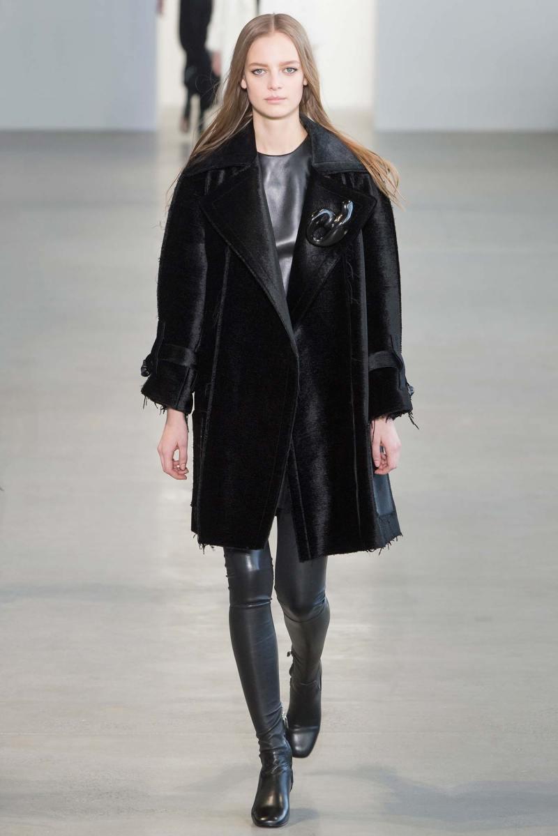 Calvin Klein Collection Ready to Wear FW 2015 NYFW (29)