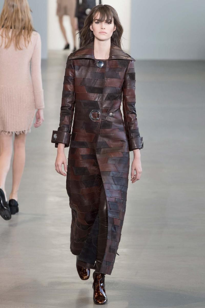 Calvin Klein Collection Ready to Wear FW 2015 NYFW (9)