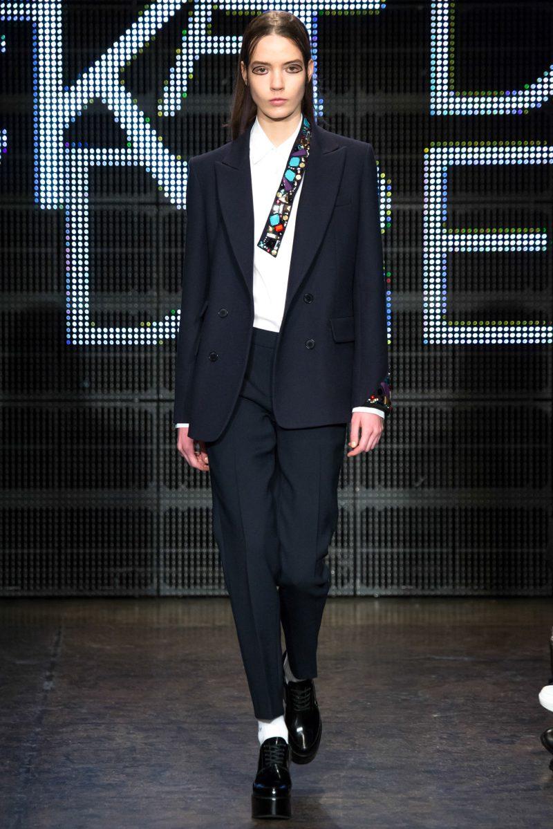 DKNY Ready to Wear FW 2015 NYFW (22)
