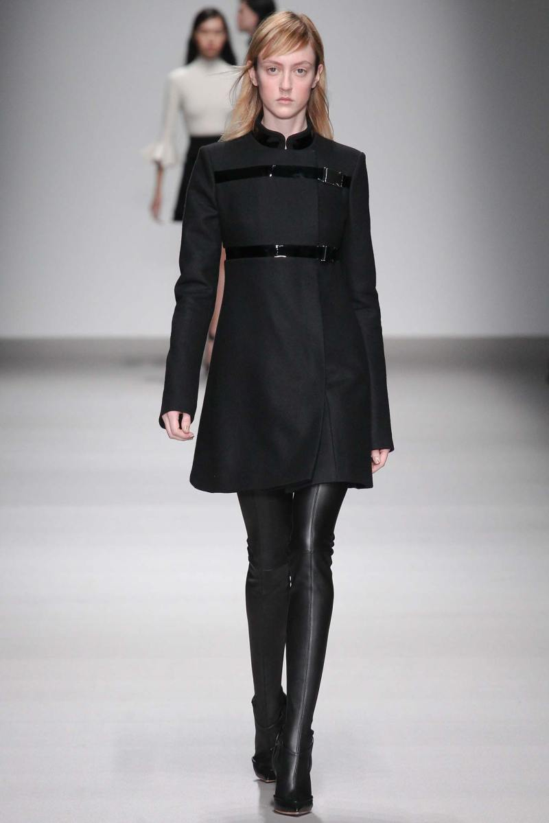 David Koma Ready to Wear FW 2015 LFW (11)