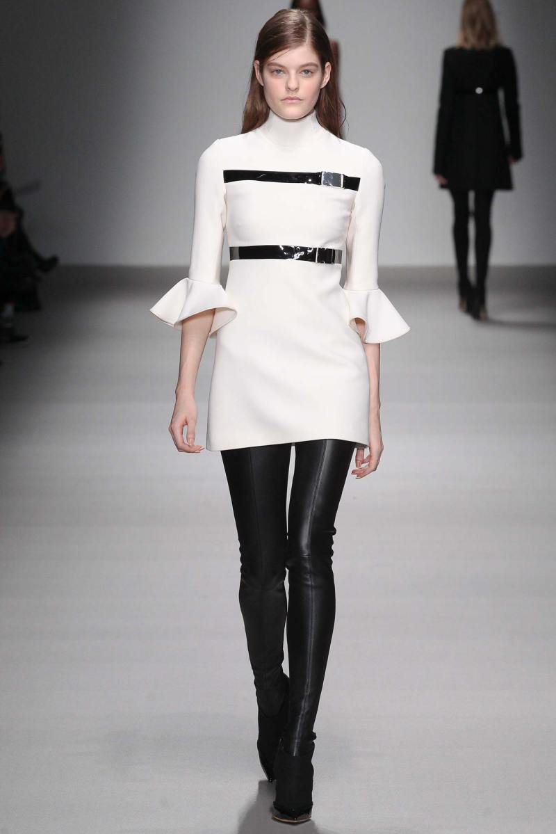 David Koma Ready to Wear FW 2015 LFW (13)