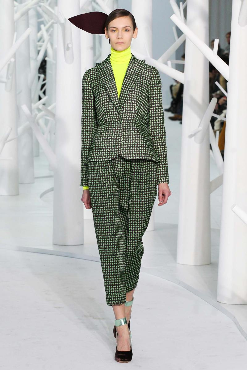 Delpozo Ready to Wear FW 2015 NYFW (1)