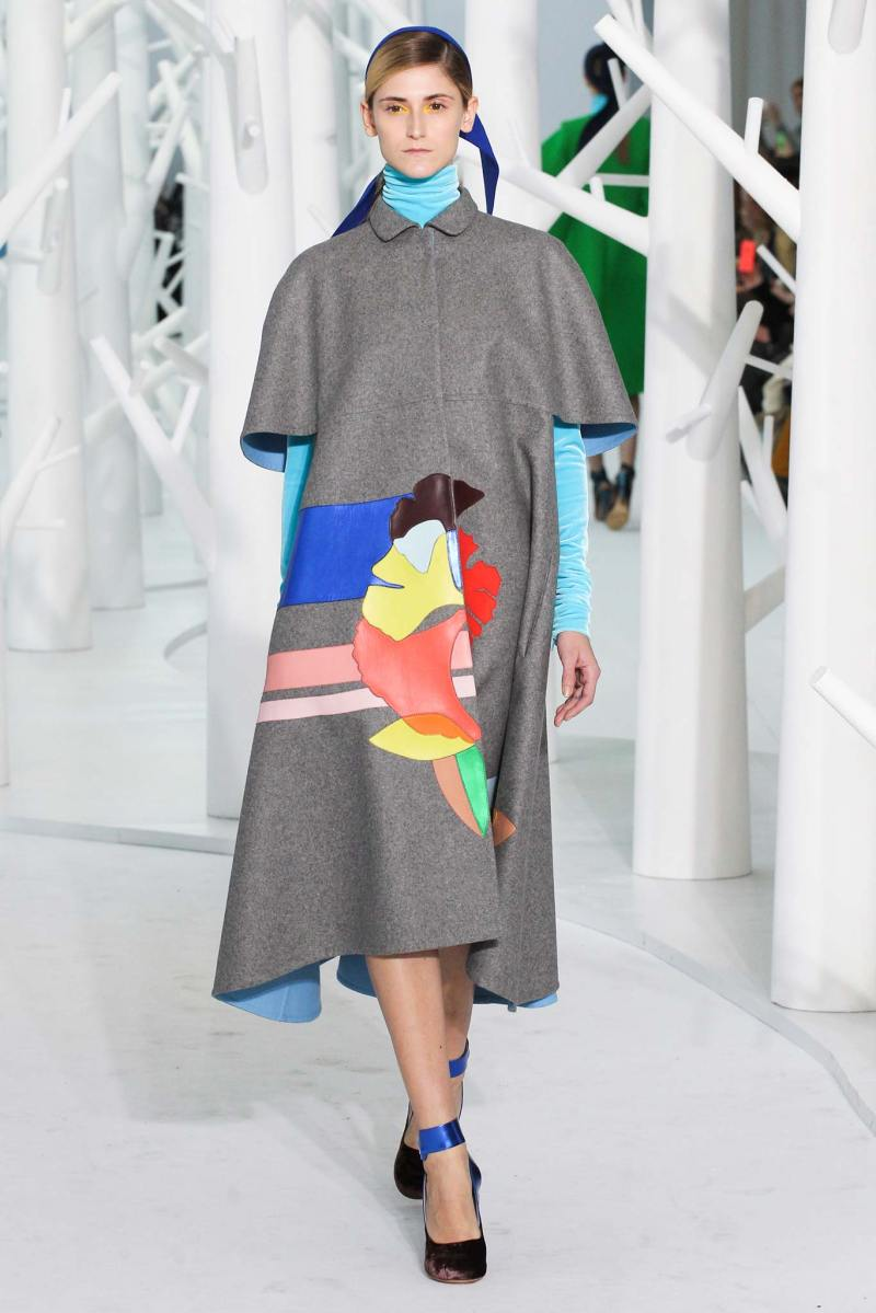Delpozo Ready to Wear FW 2015 NYFW (14)
