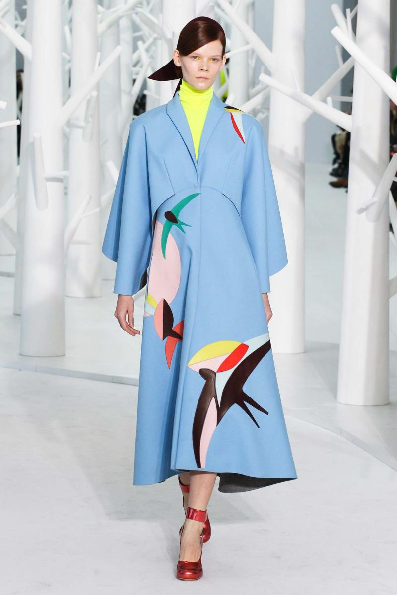 Delpozo Ready to Wear FW 2015 NYFW (15)