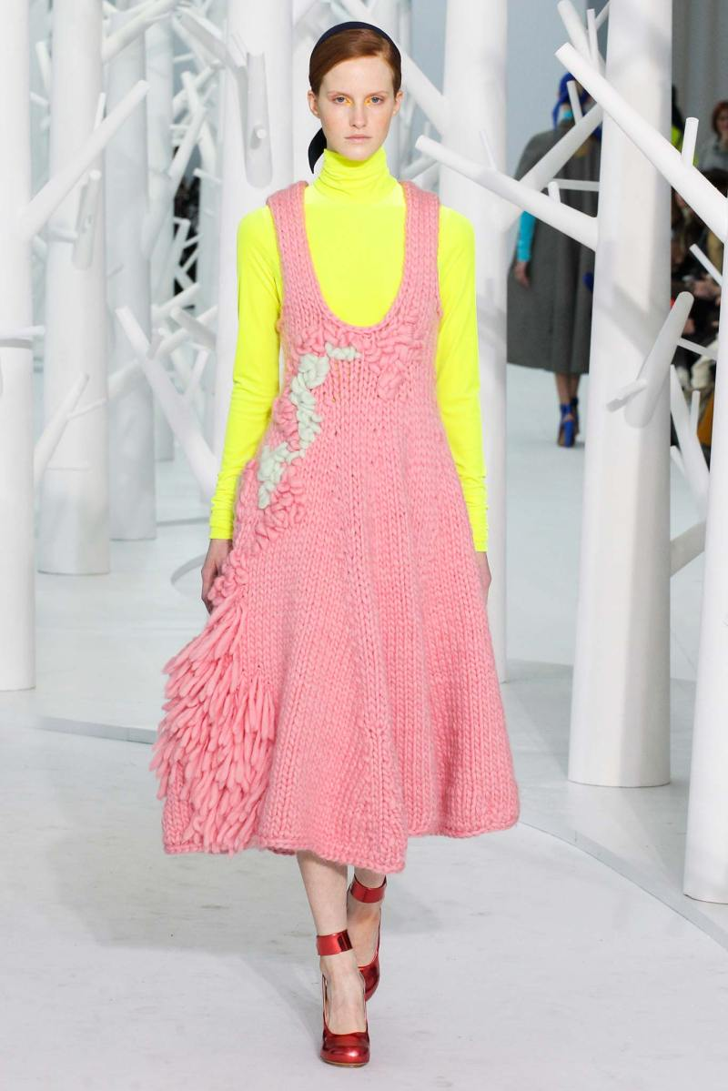 Delpozo Ready to Wear FW 2015 NYFW (16)