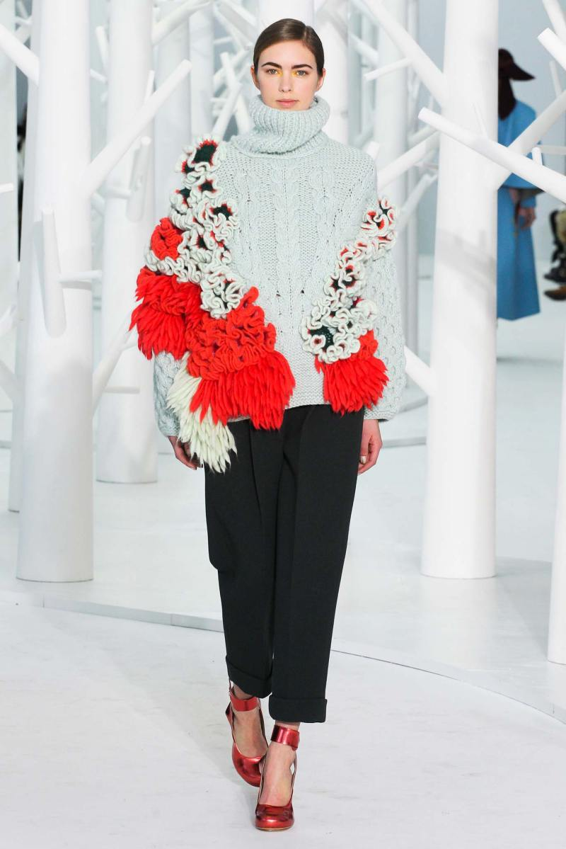 Delpozo Ready to Wear FW 2015 NYFW (17)