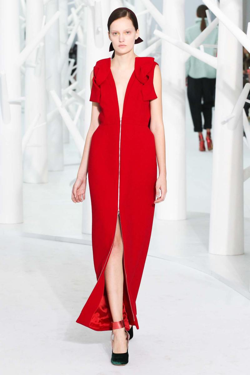 Delpozo Ready to Wear FW 2015 NYFW (19)