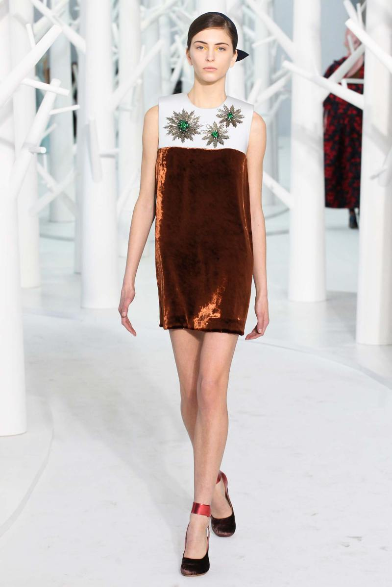 Delpozo Ready to Wear FW 2015 NYFW (26)