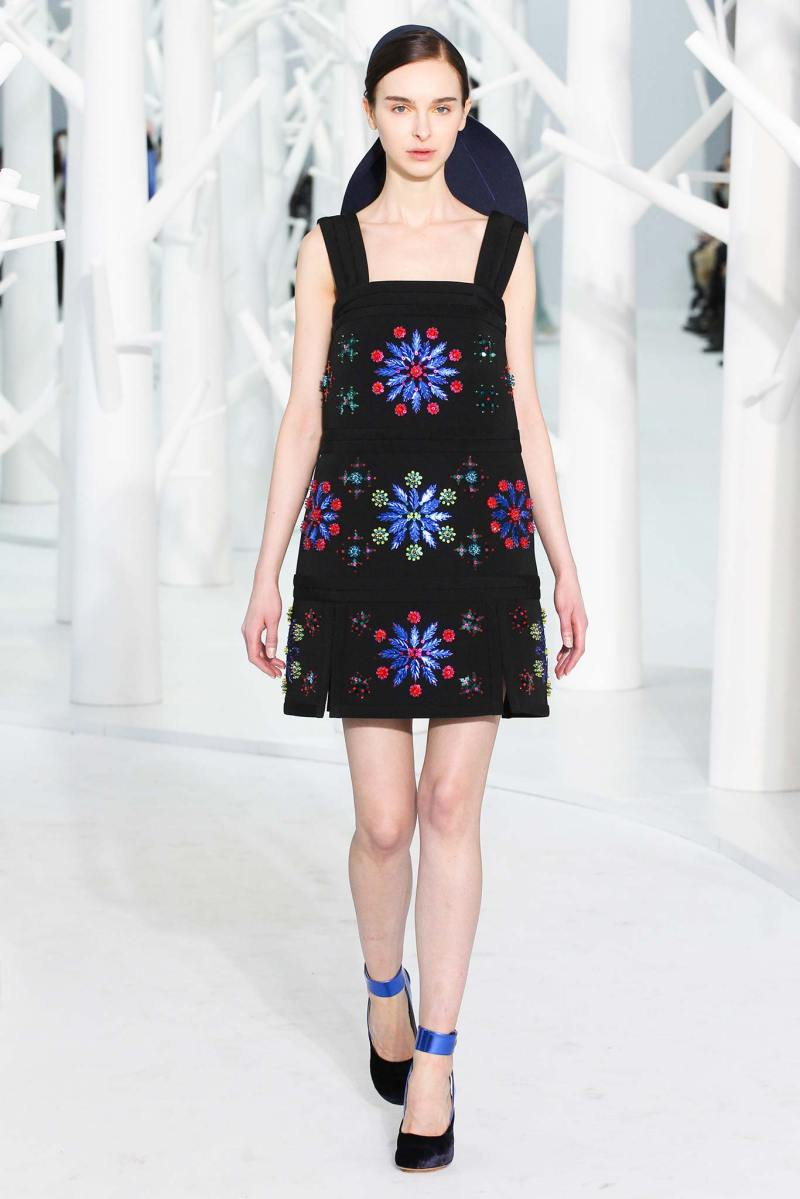 Delpozo Ready to Wear FW 2015 NYFW (31)