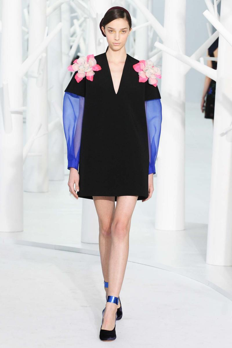 Delpozo Ready to Wear FW 2015 NYFW (33)