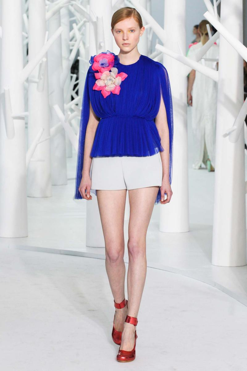 Delpozo Ready to Wear FW 2015 NYFW (39)