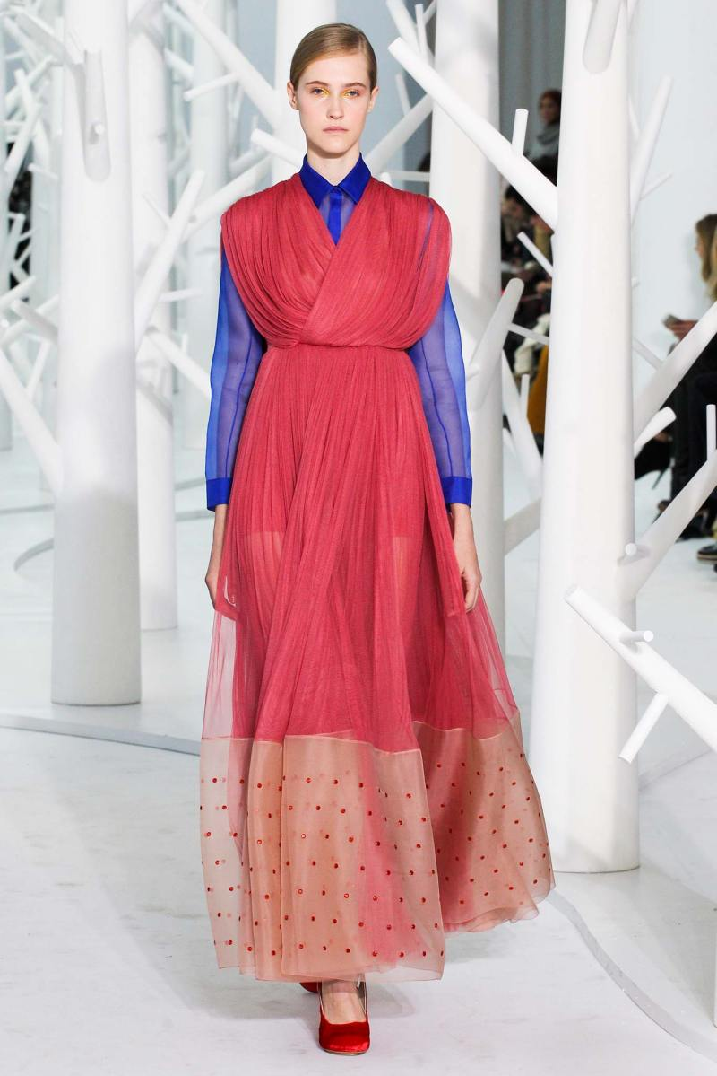Delpozo Ready to Wear FW 2015 NYFW (40)