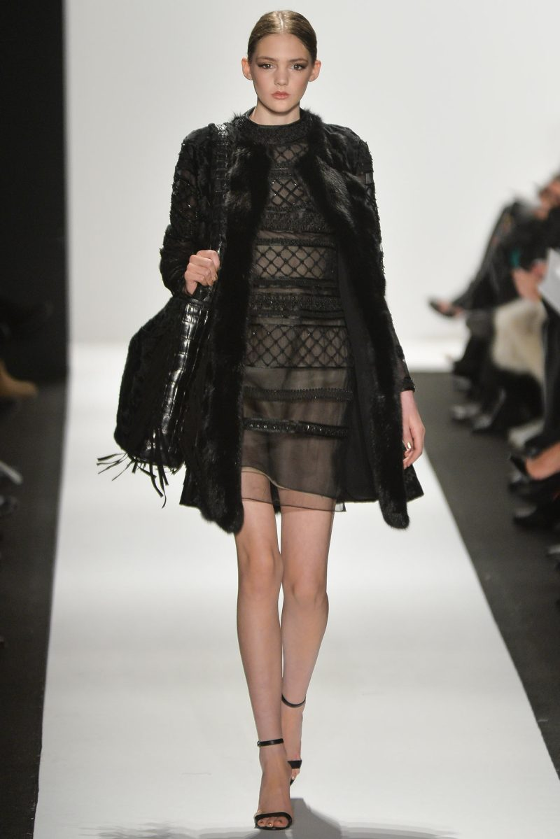 Dennis Basso Ready to Wear FW 2015 NYFW (13)