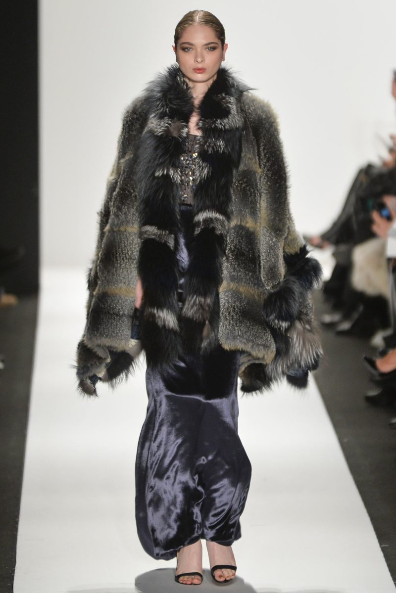 Dennis Basso Ready to Wear FW 2015 NYFW (18)