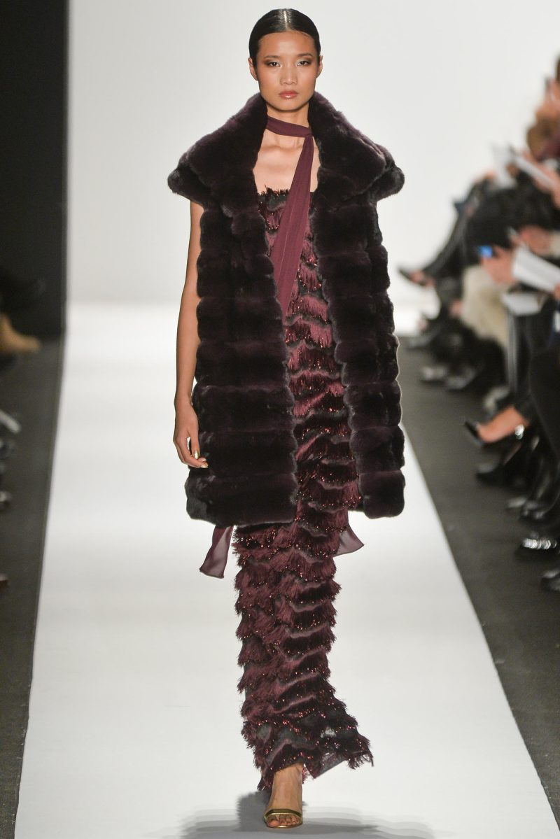 Dennis Basso Ready to Wear FW 2015 NYFW (27)