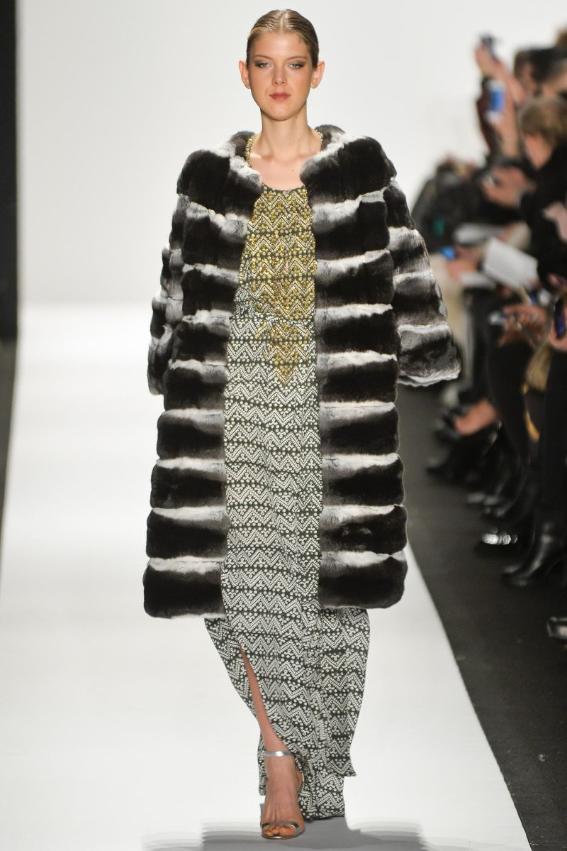 Dennis Basso Ready to Wear FW 2015 NYFW (40)