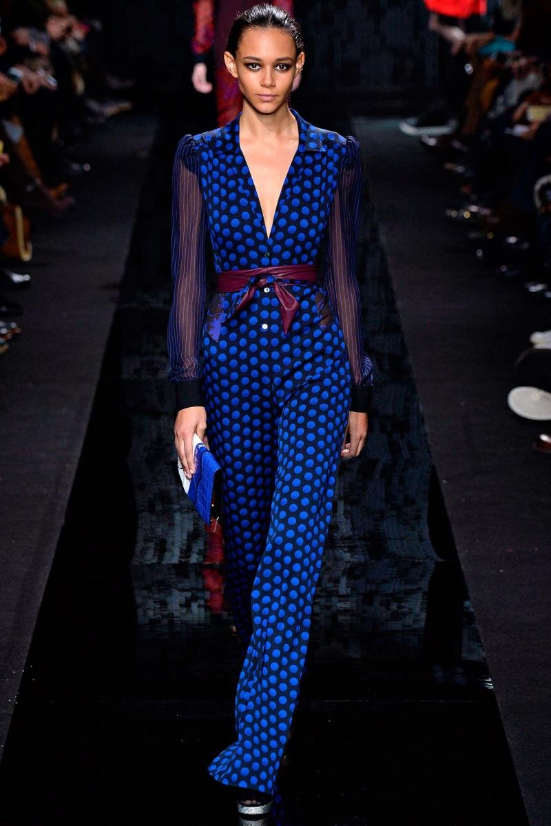 Diane von Furstenberg Ready to Wear FW 2015 NYFW (21)
