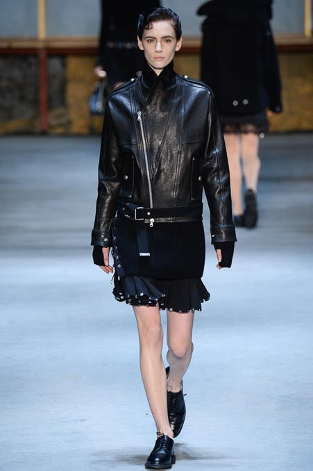 Diesel Black Gold Ready to Wear FW 2015 NYFW (14)